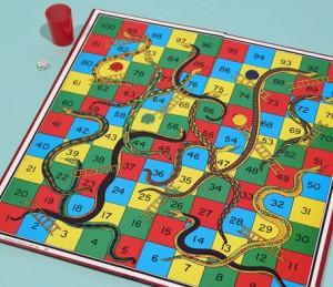 snakes-ladders-board
