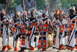 Cultural Festival in Nigeria, West Africa
